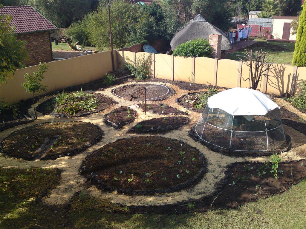 Food garden pretoria permaculture design for Garden design za